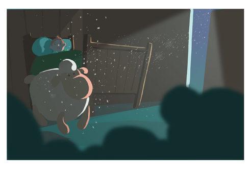 Moonwedding Scene 1